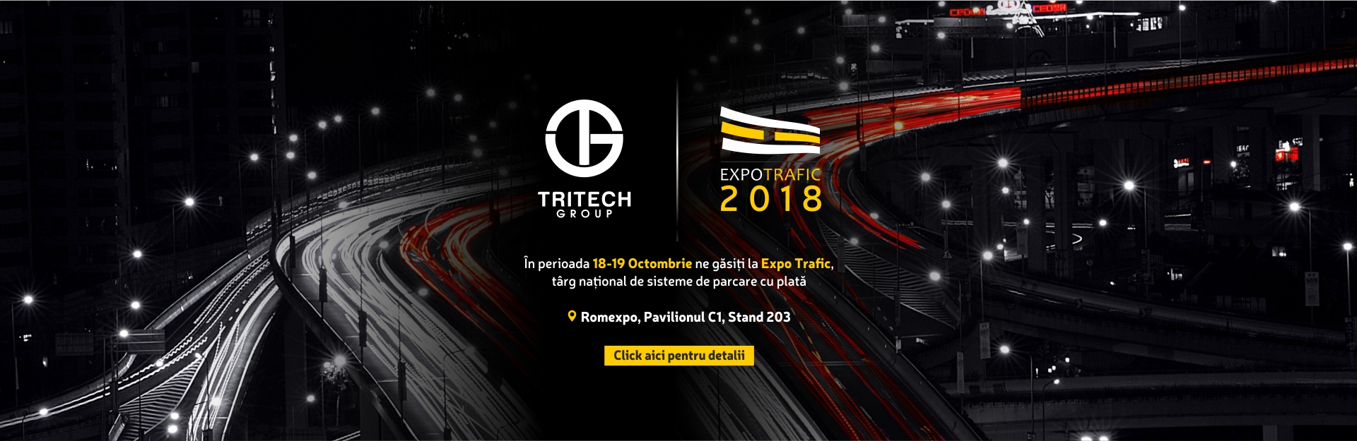 Expotrafic 2018 Tritech Group