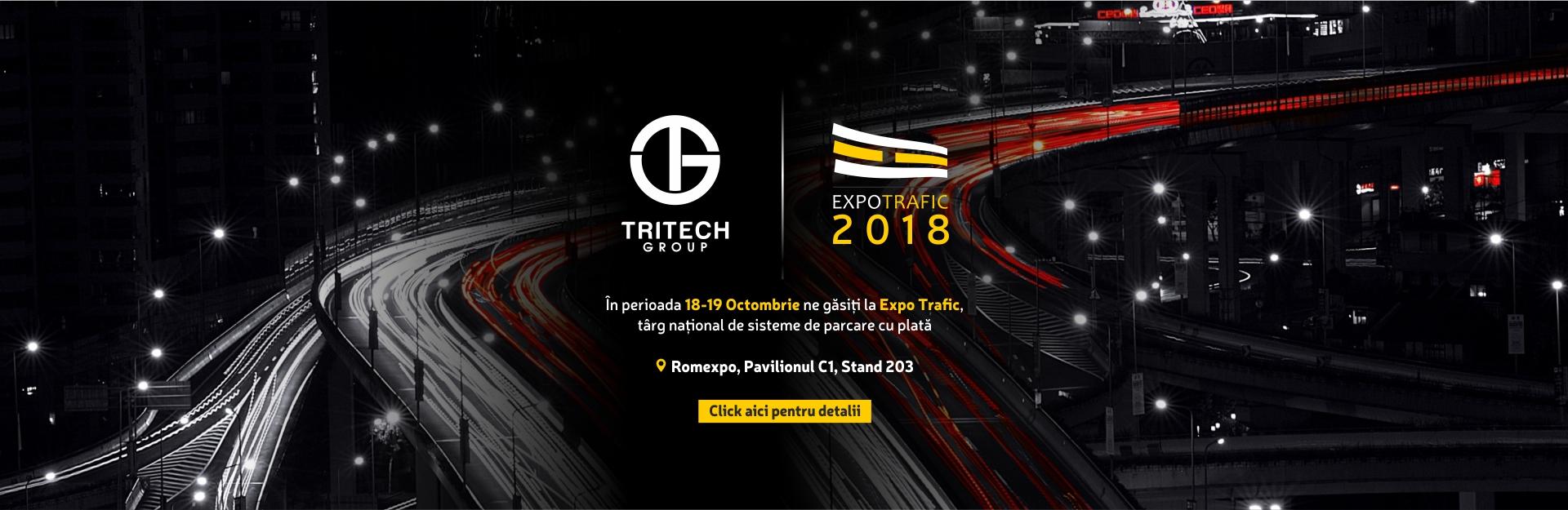 Expotrafic 2018 Tritech Group